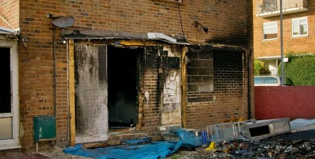 Réparer votre maison après un incendie