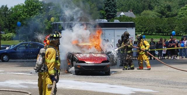 Comment éviter un feu de voiture