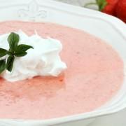 2 recettes de soupe auxfruits pour vous rafraîchir