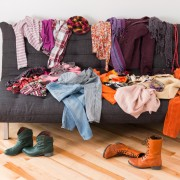 Organisez votre garde-robe une fois pour toute