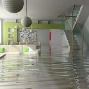 Limiter les dégâts suite à une inondation