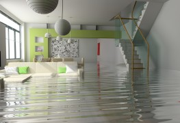 5 façons de limiter les dégâts devant une inondation