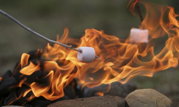 Comment allumer un feu de camp en toute s curit trucs - Comment allumer un feu insert ...