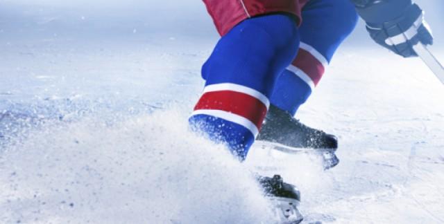 Fréquence d'affûtage des patins appropriée pour le hockey