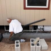 Les défis de la plomberie d'une maison mobile