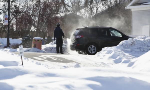 5 conseils pour un lavage de voiture hivernal étincelant