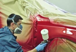 Comment peindre votre auto