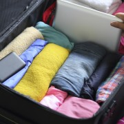 7 trucs pour sauver de l'espace dans vos valises