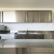 5 raisons de choisir des placards de cuisine en acier inoxydable
