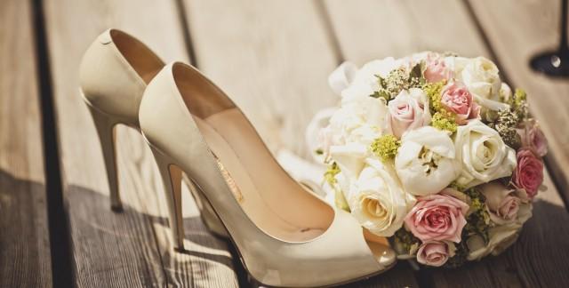 5 facteurs à envisager avant d'acheter vos chaussures de mariage
