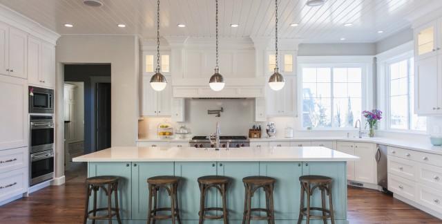 Choisissez les bonnes portes d'armoires pour une cuisine personnalisée