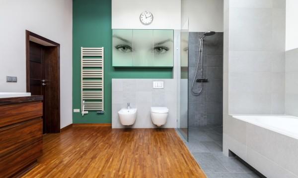 astuces pour choisir le plancher parfait pour votre sous-sol ... - Plancher Flottant Salle De Bain