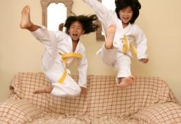 Les traits de caractère forts forgés par les arts martiaux