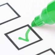 Listes de vérification pour une maison propre
