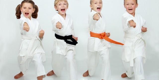 4 des arts martiaux les mieux adaptés pour les enfants
