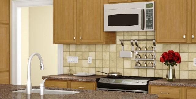 Les avantages et les inconvénients des armoires de cuisine en bois ...