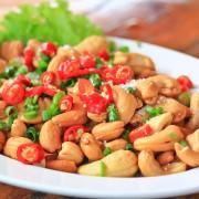 2 salades faciles et croquantes