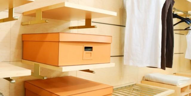 5 conseils pour l'organisation de vos placards