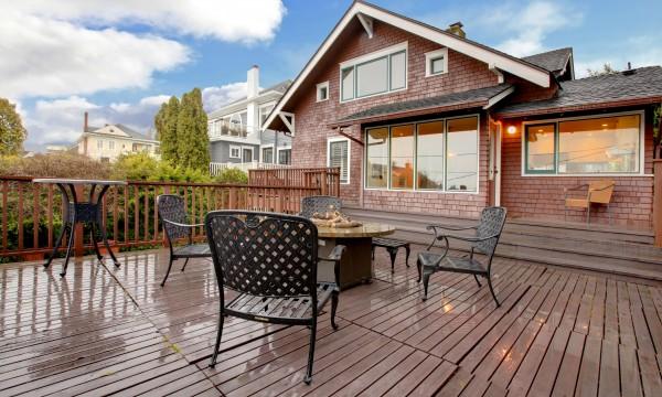 Comment entretenir le mobilier de terrasse en hiver for Mobilier de terrasse