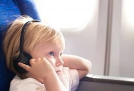 10 objets pour faciliter le vol en avion avec des petits enfants