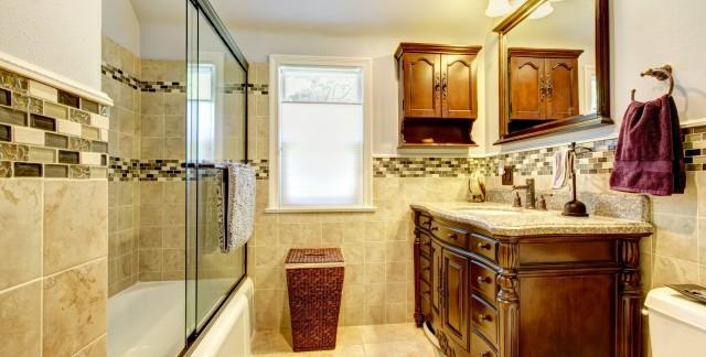 10 trucs pour agencer la salle de bain
