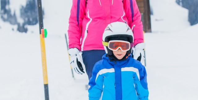 Progresser grâce à une école de ski