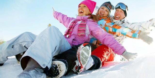 Habillez-vous chaudement pour vos activités d'hiver