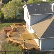 Conseils pour l'achat de matériaux de terrasse