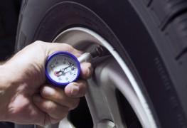 Vérifiez la pression des pneus pour économiser du carburant