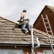 Sur le toit, pensez à votre sécurité
