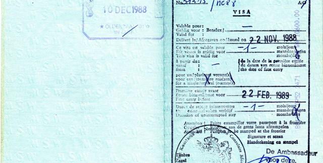 Comment obtenir un nouveau visa en étant à l'étranger