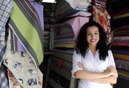 These Toronto fabric stores are cut from the same cloth