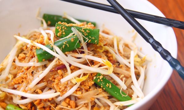 Where to go for authentic pad Thai