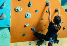 Rock-climbing gyms in Vancouver to unleash your inner monkey
