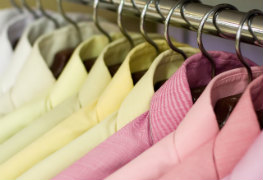 Stylish shops for shirts and ties in Calgary