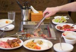 Korean barbecue spots in Calgary