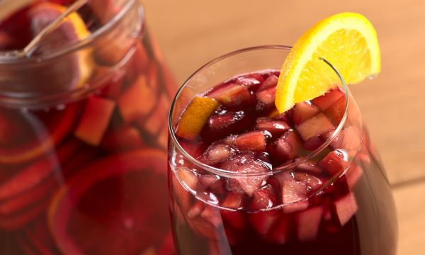 Where to sip red and white sangria by the glass or pitcher