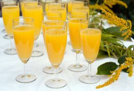Mimosas that are worth waking up for in Toronto