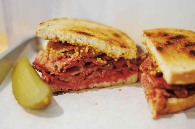 Brock Sandwiches