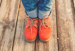 Finding fall footwear in Calgary