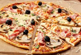 Top places for pizza in Vancouver's West End