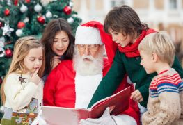 Spots for Santa photos in Vancouver
