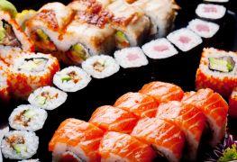 Sushi roll roundup in Calgary