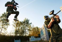 Colourful combat: Vancouver's best paintball fields