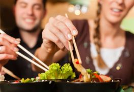 Chinatown dinner-date destinations in Calgary