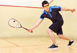 Racquetball and squash courts in Calgary
