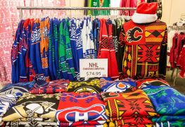 Where to find ugly Christmas sweaters in Calgary