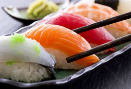 Our fave sushi delivery spots in Toronto's east end