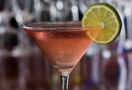 Drink pink with sweet cosmos from these Toronto bars