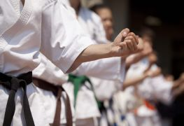 Martial arts classes in Calgary